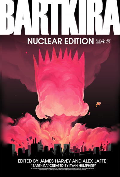 Bartkira Nuclear Edition cover